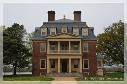Shirley Plantation, Virginia