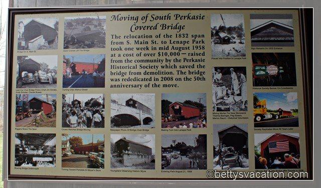 South Perkasie Covered Bridge 1
