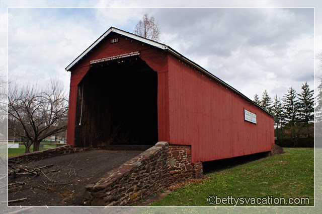South Perkasie Covered Bridge 2
