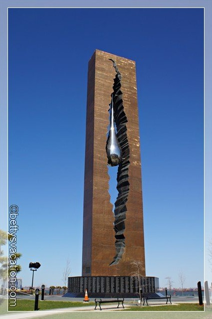 Teardrop Memorial 1