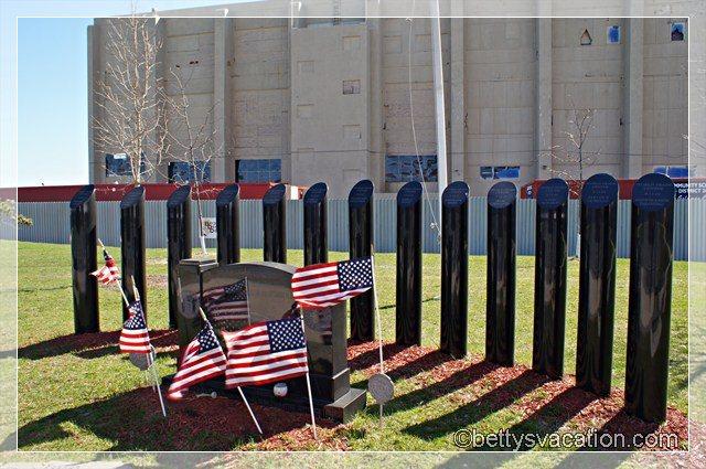 Teardrop Memorial 4