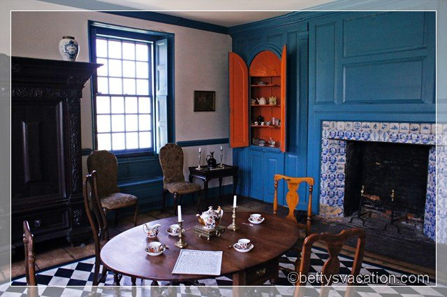Van Cortlandt House House 2