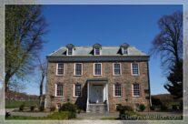 Van Cortland House, New York