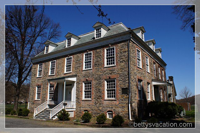Van Cortlandt House House 8
