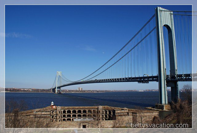 Verrazano Narrows Bridge 1