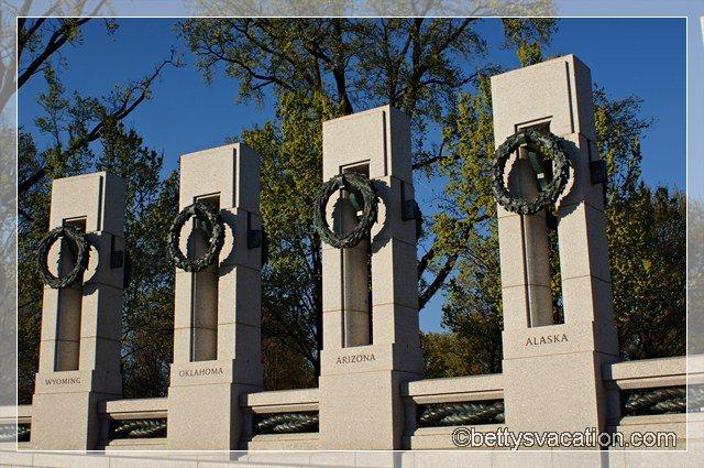WWII Memorial 1
