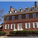 William Paca House, Annapolis, Maryland