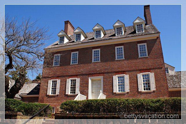 William Paca House 5