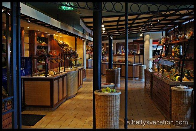 AIDA bella - Markt Restaurant
