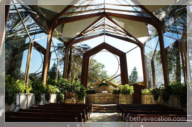 1 - Wayfarers Chapel