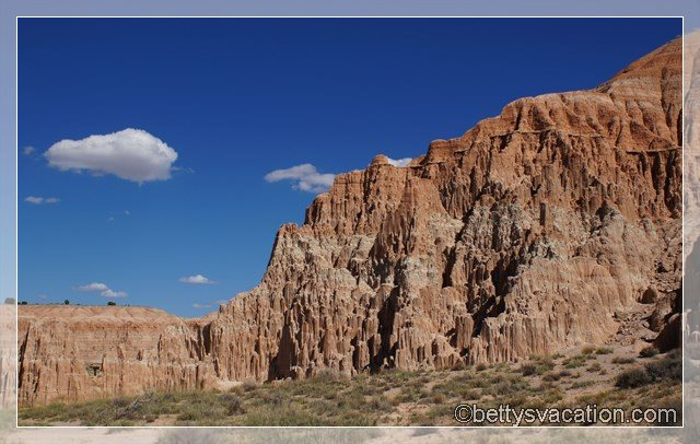 10 - Cathedral Gorge State Park