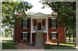 Appomattox Court House National Historic Park, Virginia