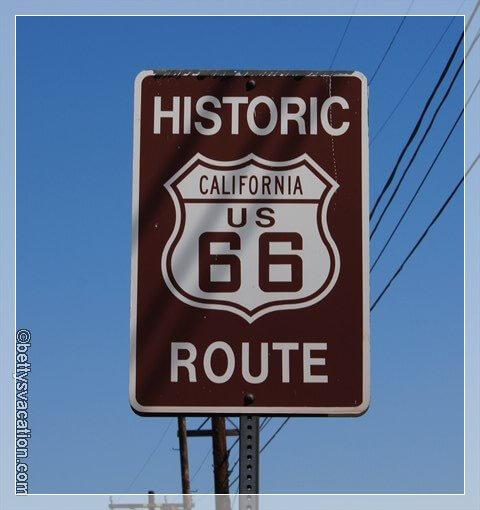 11 - Route 66 CA