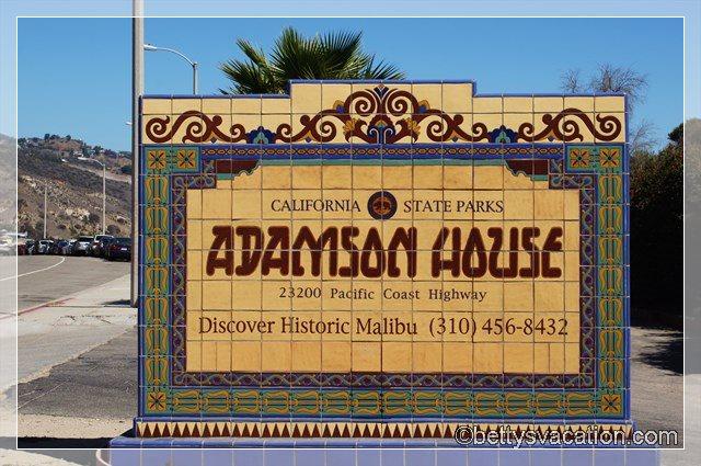 12 - Adamson House
