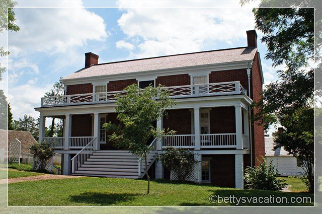 12 - Appomatox NHP - McLean House