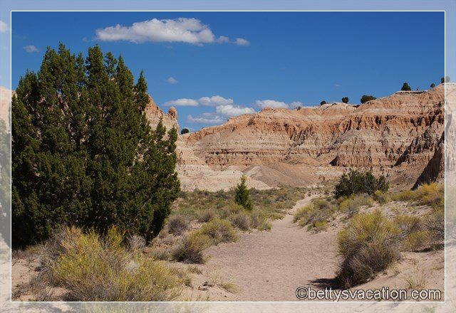 13 - Cathedral Gorge State Park