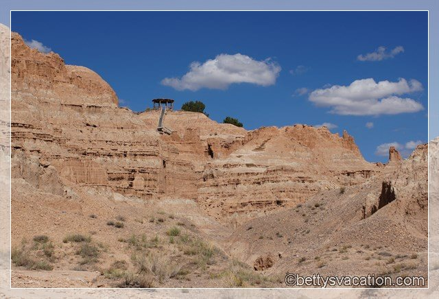 14 - Cathedral Gorge State Park