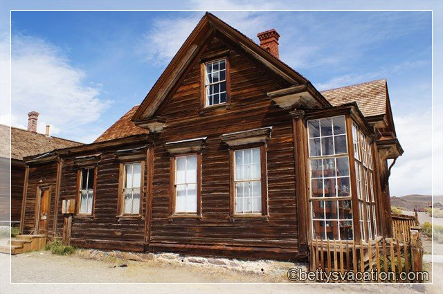 15 - Bodie State Historic Park