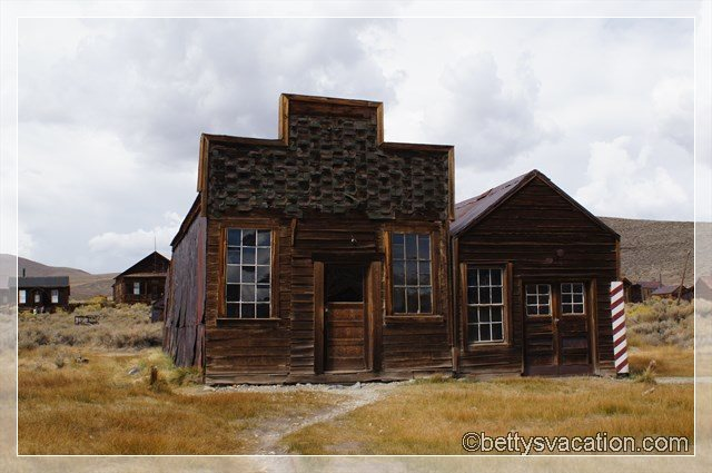 20 - Bodie State Historic Park