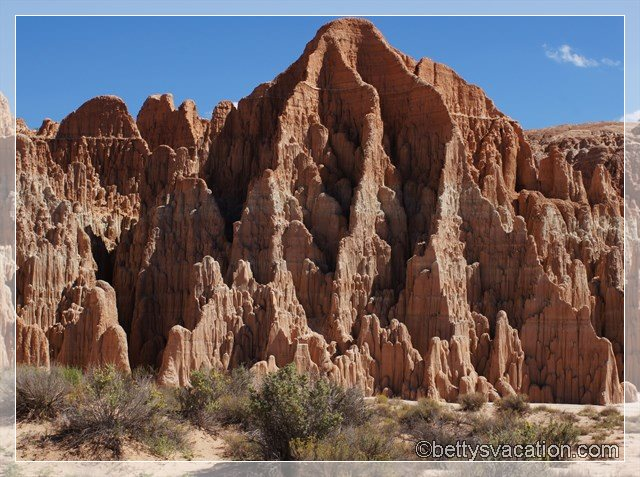 20 - Cathedral Gorge State Park