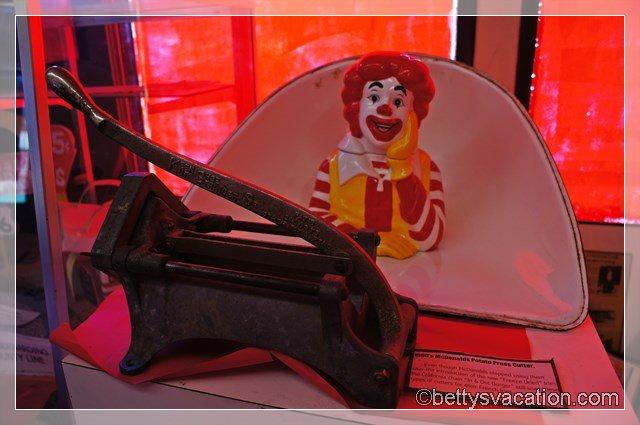 24 - McDonalds Museum