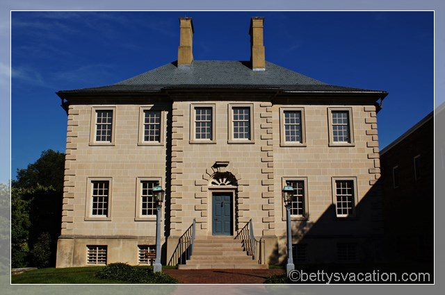 27 - Carlyle House Historic Park