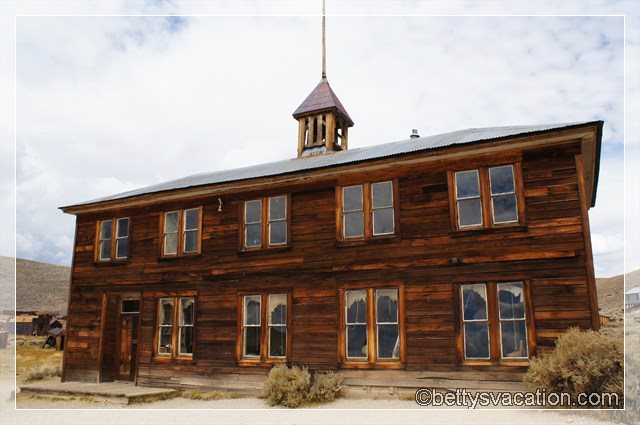 28 - Bodie State Historic Park