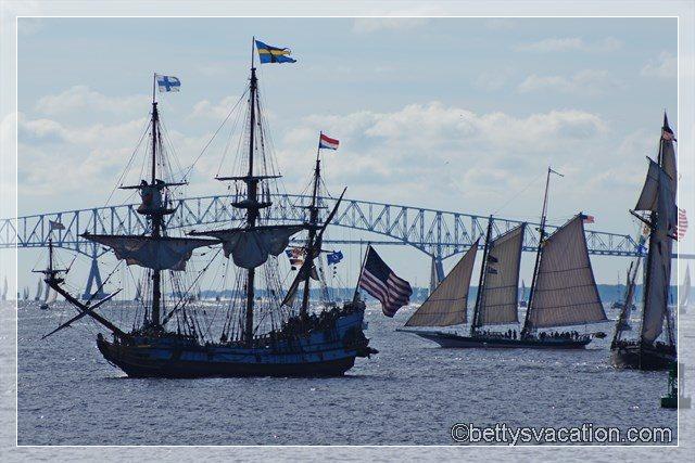 28 - historische Schiffe im Hafen