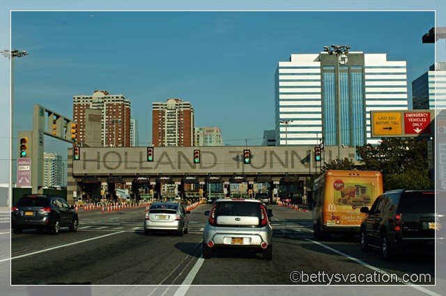 31 - Holland Tunnel