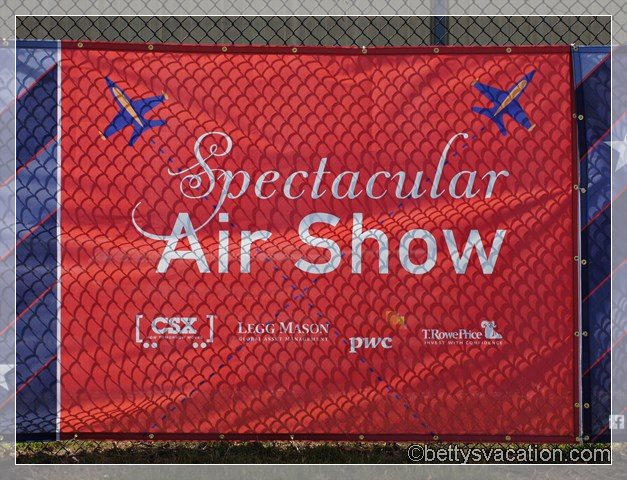 37 - Airshow Sign
