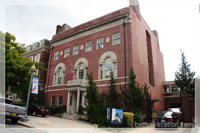 40 - Woodrow Wilson House