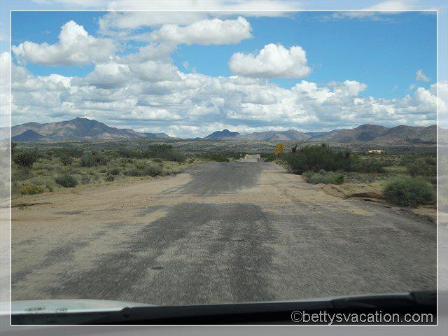 48 - alternative Road to Hackberry