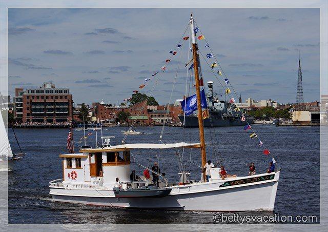 55 - historisches Schiff