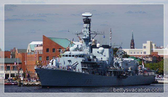 56 - Royal Navy Ship