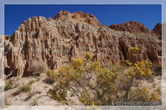 6 - Cathedral Gorge State Park