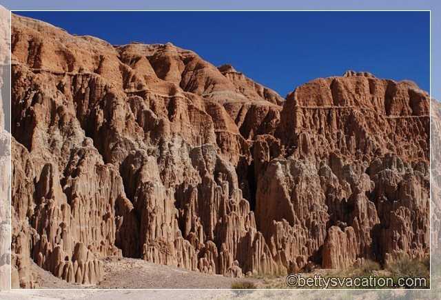 8 - Cathedral Gorge State Park