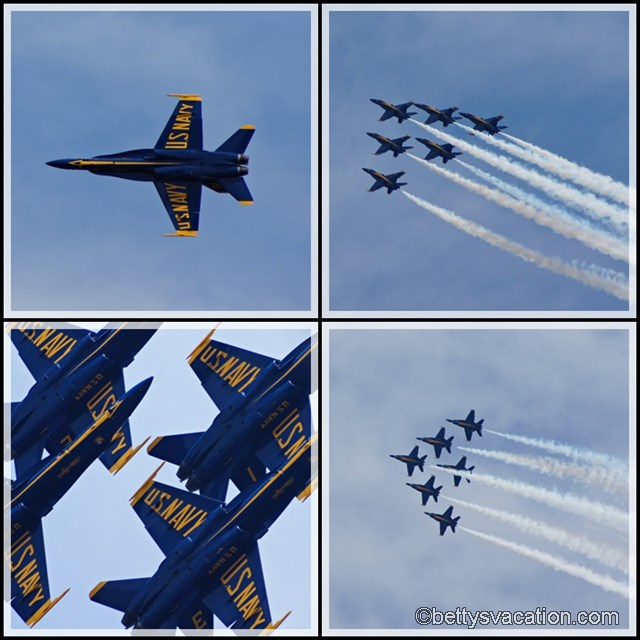 Collage Blue Angels 2