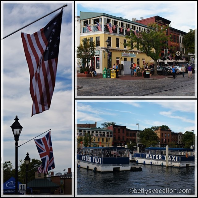 Collage Fells Point