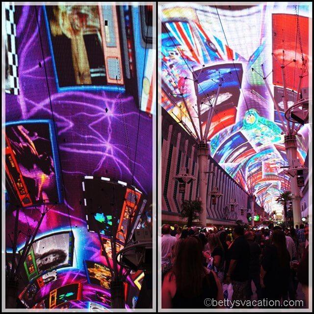 Collage Fremont Street