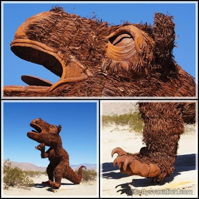 Collage Galleta Meadows Sculptures 1