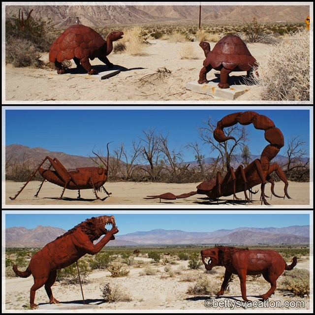Collage Galleta Meadows Sculptures 5