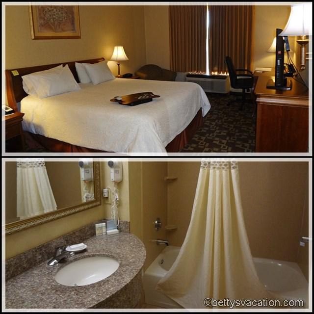 Collage Hampton Inn Palm Desert