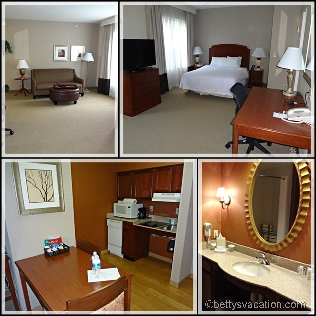 Collage Homewood Suites Columbia