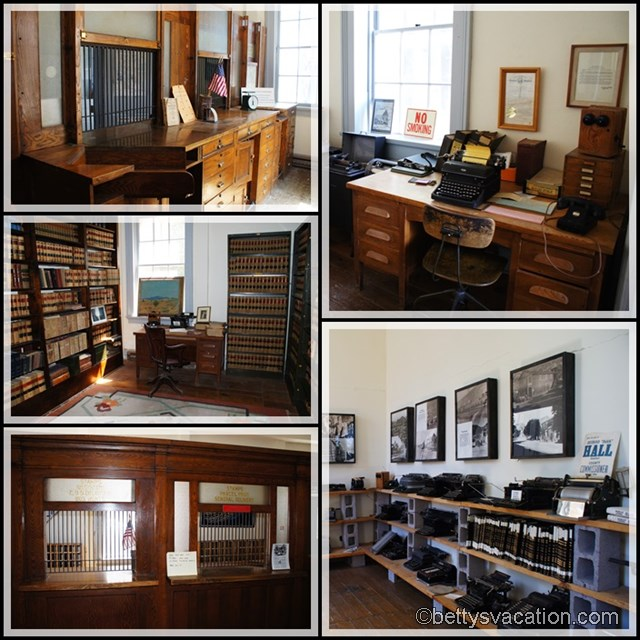Collage Lincoln County Museum