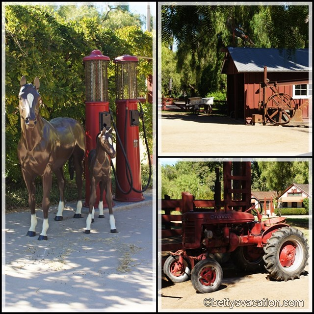Collage Rancho Los Alamitos 2