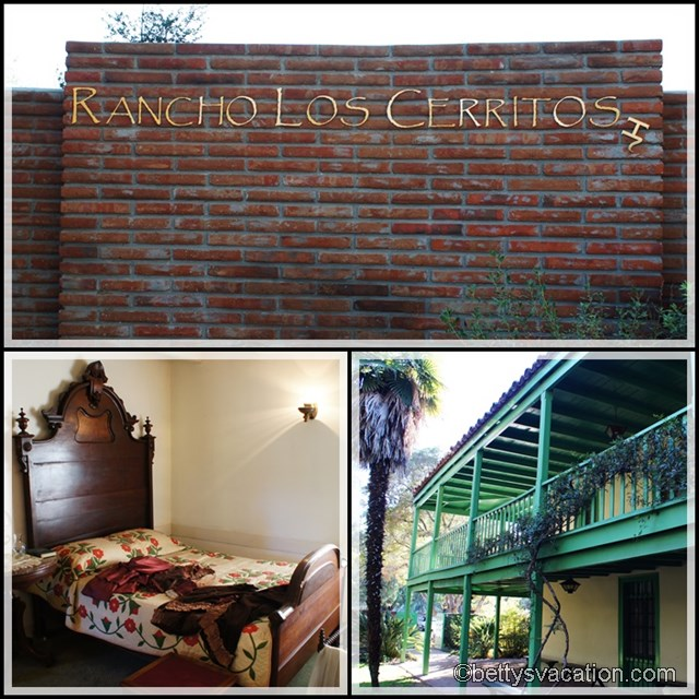 Collage Rancho Los Cerritos 2