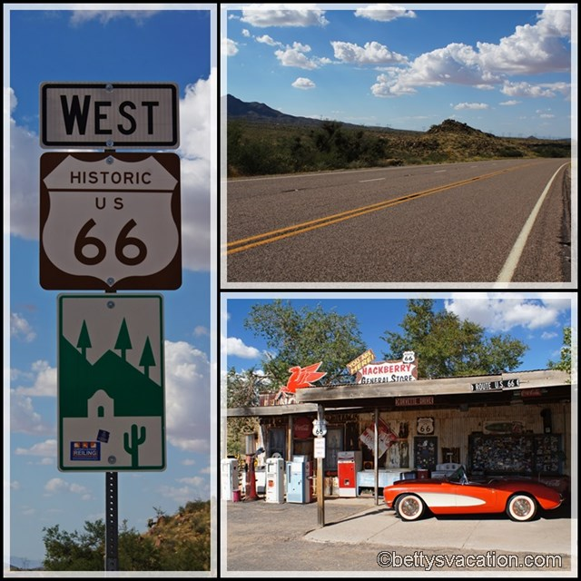 Collage Route 66
