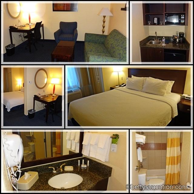 Collage Springhill Suites Ridgecrest