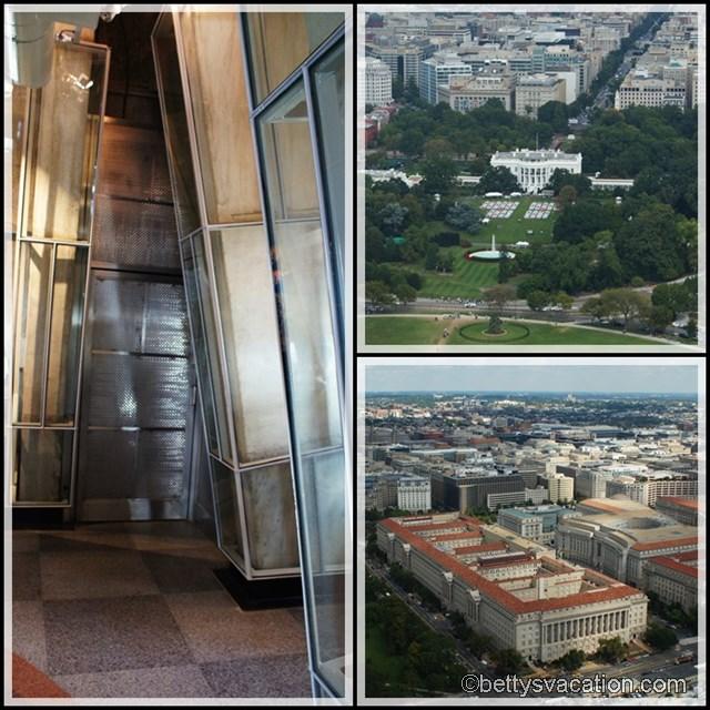 Collage Washington Monument 2