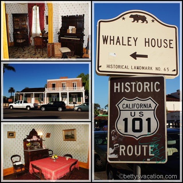 Collage Whaley House 1